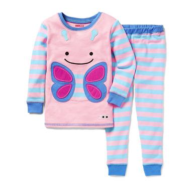Skip Hop, pidżama Zoo Motyl 2T