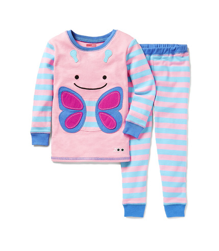 Pidżama Zoo Motyl 2T
