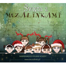Święta z Muzalinkami CD + książeczka