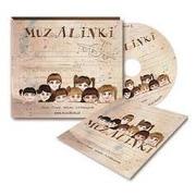 Muzalinki CD + książeczka