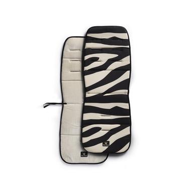 Elodie Details, miękka wkładka do wózka Zebra Sunshine