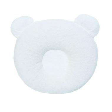 Poduszka Panda przeciw spłaszczaniu potylicy biała