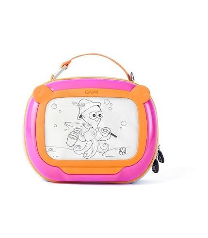GoVinci Lunchbox Pink GV432