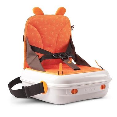 Walizeczka I Krzesełko 2w1 Yummigo Brown/Orange