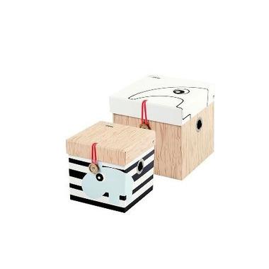 Pudełka Małe 2 Sztuki