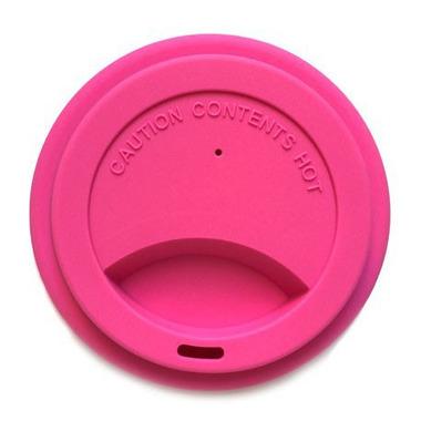 Silikonowa nakładka na kubek, Różowa Jack N'Jill