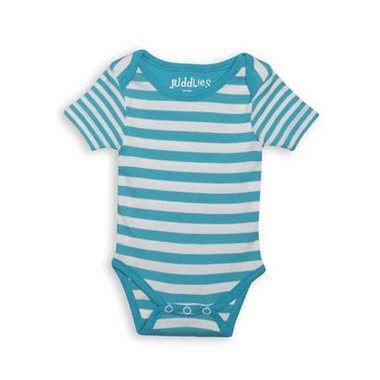 Body Blue Stripe 0-3m