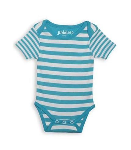 Body Blue Stripe 0-3m