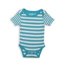 Body Blue Stripe 3-6m