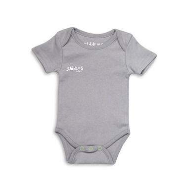 Body Everyday Grey 3-6m