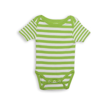 Body Greenery Stripe 0-3m
