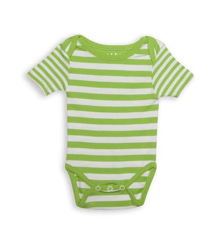 Body Greenery Stripe 0-3m