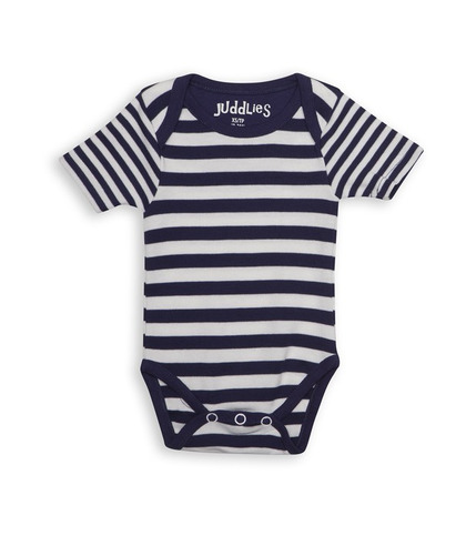 Body Patriot Blue Stripe 3-6 m