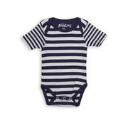 Body Patriot Blue Stripe 3-6 m