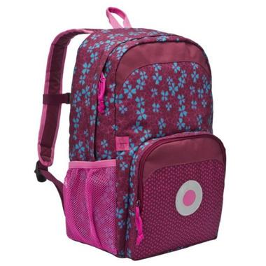 Lassig, duży plecak 4K Blossy pink