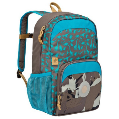 Lassig, duży plecak 4K Dino slate
