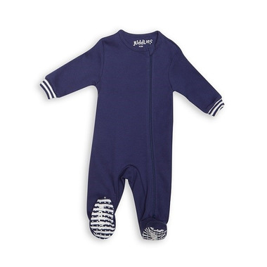 Pajacyk Patriot Blue Solid 12-18m