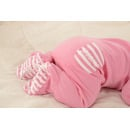 Pajacyk Sachet Pink Solid Newborn