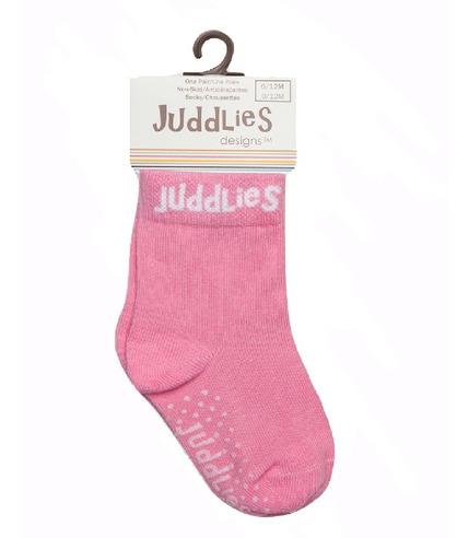 Skarpetki Sachet Pink Różowe 12-24 m