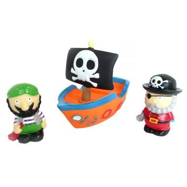 Przyjaciele Z Wanny Piraci