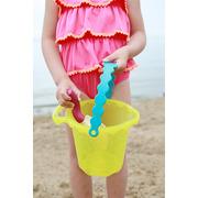 Summer Beach Bag- zestaw z akcesoriami do piasku niebieski