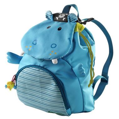 Lilliputiens, plecak Arnold Hipopotam