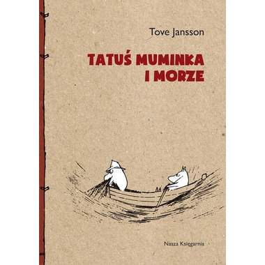 TATUŚ MUMINKA I MORZE, TOVE JANSSON