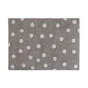 Dywan do prania w pralce TOPOS gris grey