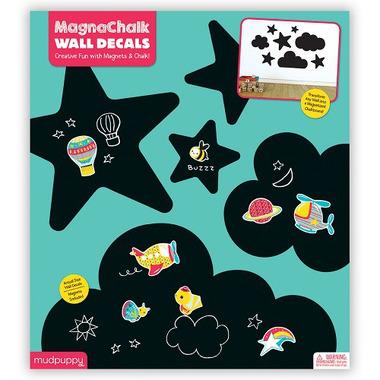 Mudpuppy, magnetyczne tablice kredowe z magnesami Niebo