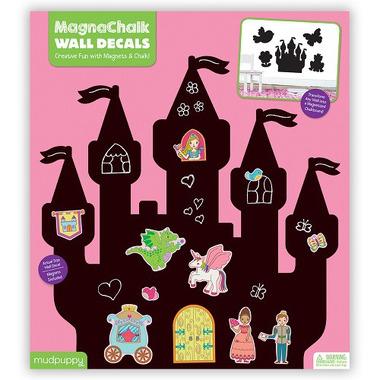 Mudpuppy, magnetyczne tablice kredowe z magnesami Księżniczki