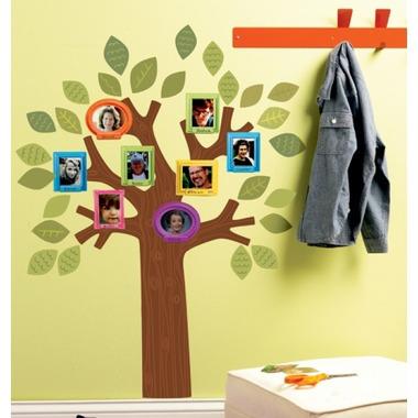 Naklejki Zabawne Rodzinne Drzewko