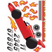 Naklejki Wyścig Grand Prix