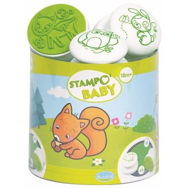 Stampo Baby Leśne zwierzęta