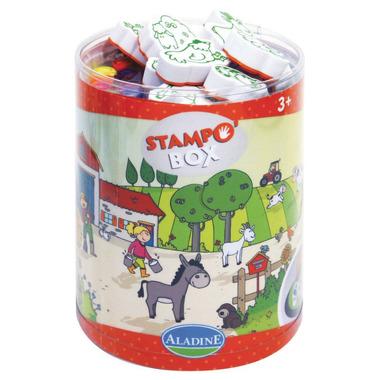 Stampo Box Zestaw Farma