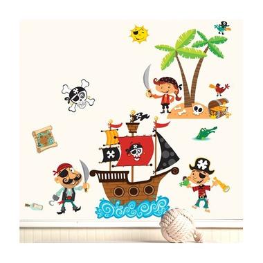 Naklejki Ścienne Piraci