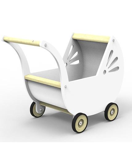 Wózek biały Planeco