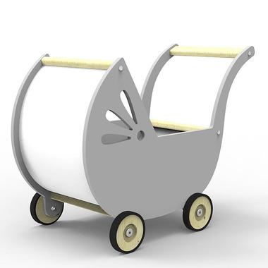 Wózek szaro biały Planeco