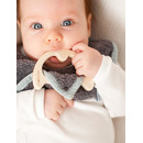 supeRRO baby eco zestaw - różowy, ecru, szary