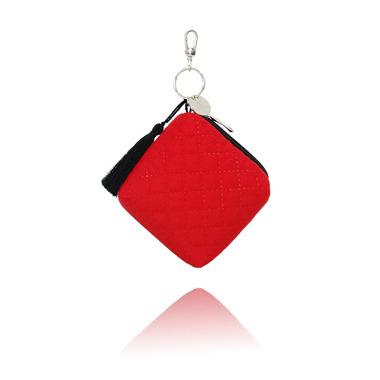 Mini torebka - czerwona