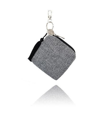 Mini torebka - szara