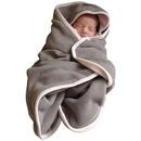 Otulacz rożek Babynomade 0-6m różowy