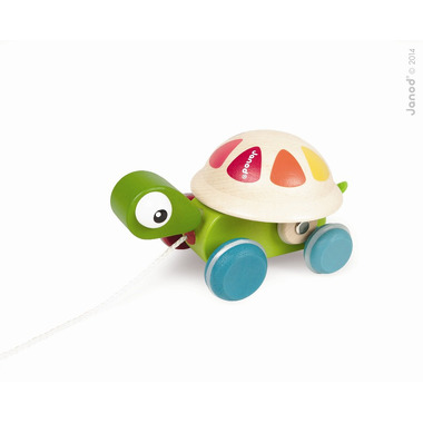 Janod, Żółw drewniany do ciągnięcia