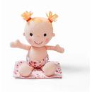 Lilliputiens, baby Louise szmacianka w nosidełku