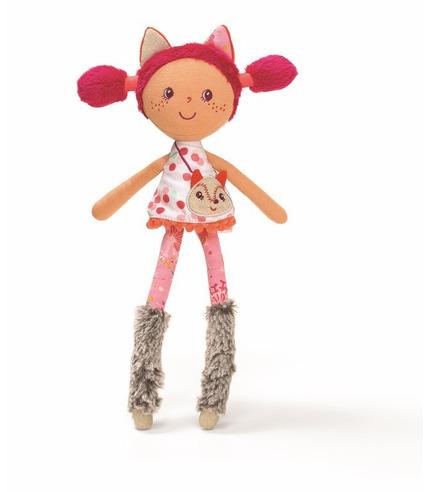 Lilliputiens, szmacianka Mini Alice