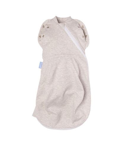 Gro Company, otulacz-śpiworek Grosnug Grey Marl