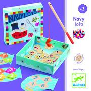 Zabawka edukacyjna Navy Loto