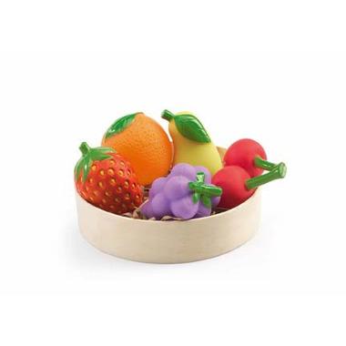 Djeco, gumowe owoce