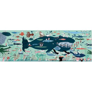 Djeco, puzzle Ocean