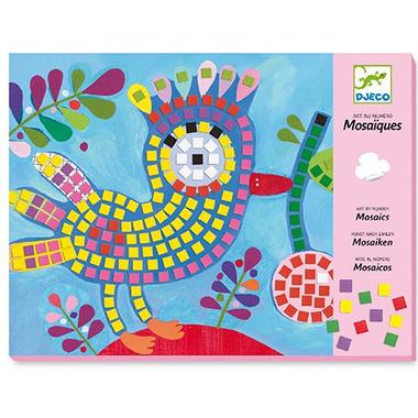 Djeco, mozaiki - Ptaszki i Biedronki