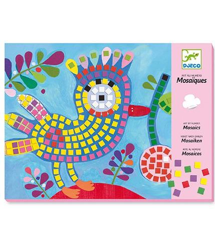 Mozaiki - Ptaszki i Biedronki